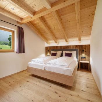 Schlafzimmer am Schartnerhof