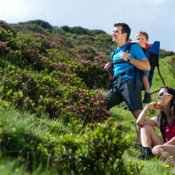 Familienurlaub in Völs am Schlern